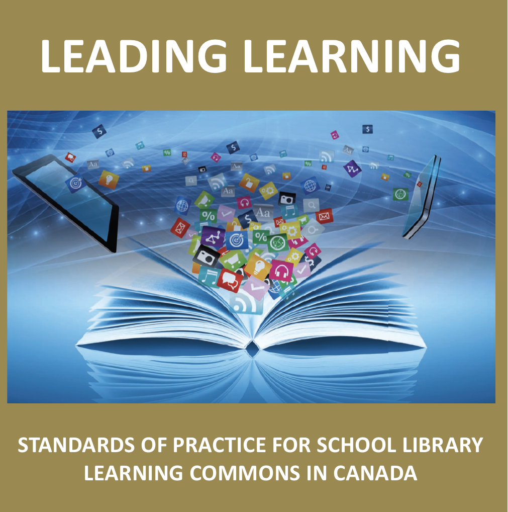 leading learning standards of practice for school library learning